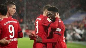 Новобранец в Байерн се контузи още след първия си гол