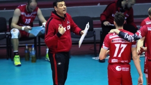 Николай Желязков: Трябва да сме стъпили здраво на земята в следващия мач