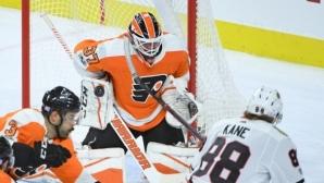 Новият сезон в НХЛ се открива в Европа
