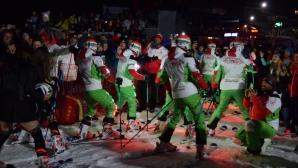 Българският демо отбор събра овациите във второто вечерно шоу в Пампорово