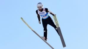 Зографски не успя да преодолее квалификацията в Планица, Кобаяши и Айзенбихлер със скокове от 248 метра