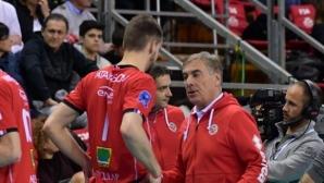 Шомон и Мартин Атанасов отпаднаха от Шампионската лига