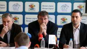 БУБА Баскетбол представи пред медиите турнира Sofia Vivacom Cup 2019