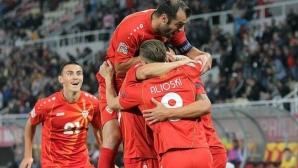 Македония разгроми Латвия в дебюта на Стоянович