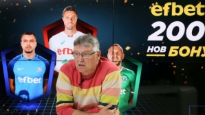 Пламен Николов: В Левски има футболисти, които не заслужават да са там