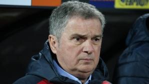 Треньорът на Черна гора не се оправда с дузпата: И двата тима можеха да победят