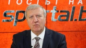 """Томов: Пратиха ЦСКА във """"В"""" група за много по-малко дългове от Левски"""