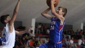 БУБА Баскетбол удари Байерн след продължение