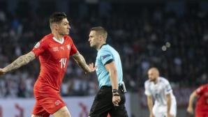 Швейцария се справи с Грузия като гост (видео)