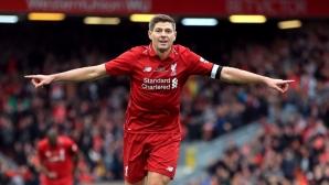 Ливърпул и Милан спретнаха драма с пет гола при ветераните