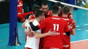 ЦСКА на полуфинал след победа в Разлог (статистика)
