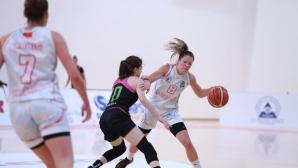 Будучност разби Цървена звезда по пътя към финала на Адриатическата лига по баскетбол за жени
