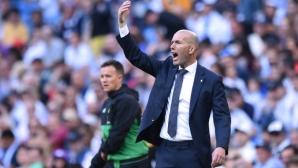Дел Пиеро: Зидан се завърна в Реал по-скоро, отколкото очаквах