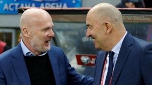 Черчесов: Ако не беше победата над Шотландия, играта щеше да е различна