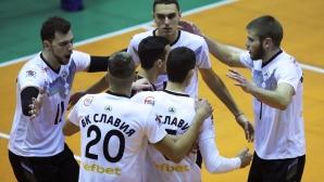 Славия тръгна с победа във финала на Висшата лига