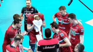 Пламен Константинов и Локо (Новосибирск) завърши със загуба редовния сезон в Русия (видео)