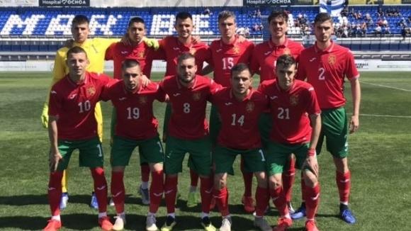 Младежкият тим на България надигра Финландия