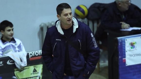 Северин Димитров: Мястото на Славия е в Суперлигата