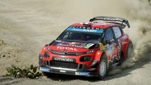 Ожие натиска Citroen за фундаментални промени във WRC