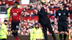 Ман Юнайтед отпразнува договора на Солскяер със слаба игра и важна победа