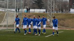 Спартак (Варна) си тръгна с трите точки от Шабла