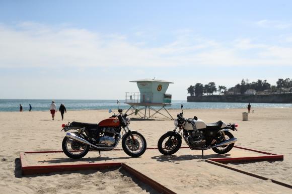 Британските мотоциклети Royal Enfield дебютират в България