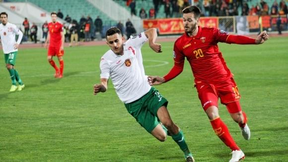 България изхвърча от топ 50 на ранглистата на ФИФА и се изравни с Черна гора