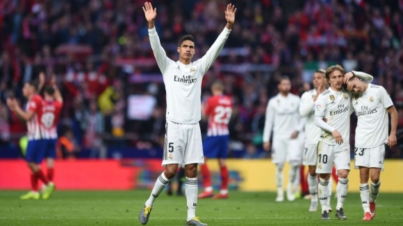 Шеф на Реал Мадрид: Варан иска да остане в тима