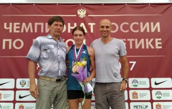 Тази руска атлетка малко е прекалила с нарушенията