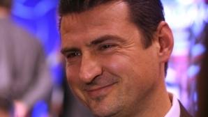 Владимир Гърбич ще открие честванията по повод 90 г. Локомотив (София)