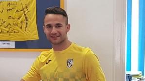 Борислав Цонев титуляр при победа на Интер Запрешич