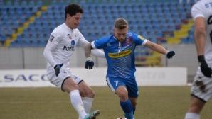 Антони Иванов влезе в края при победа на Газ Метан