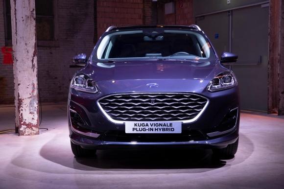 Ford представи визията си за електрическо бъдеще