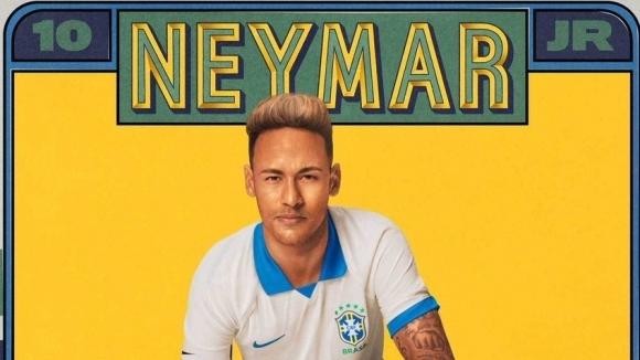 Бразилия с ретроекипи на Копа Америка