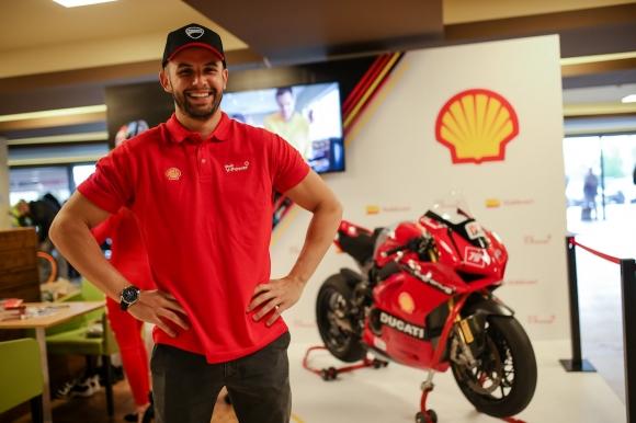 Ангел Караньотов показа новия си мотор на Moto Expo 2019