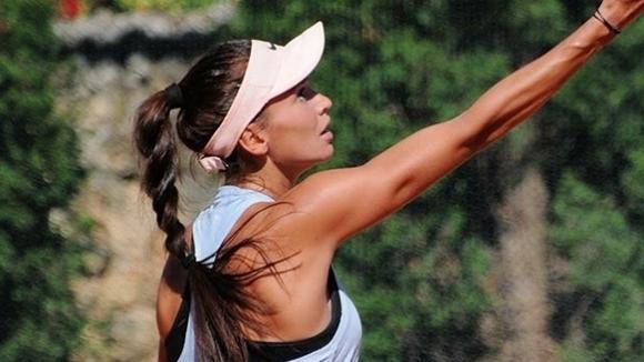 Вангелова отпадна във втори кръг на турнир в Тунис