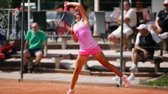 Стаматова загуби във втория кръг в Анталия