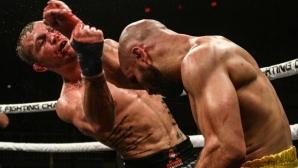 Джейсън Найт твърди, че е ощетен от съдиите в мача срещу Артьом Лобов