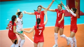 Волейболистките тръгват с мач срещу Япония в Лигата на нациите