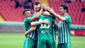 Ахмат победи и изпревари Оренбург (видео)