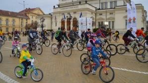 """""""София кара колело и тича за по-чист въздух"""" на 14 април"""