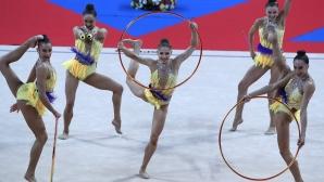 Ансамбълът завърши участието си на СК в София със сребърен медал