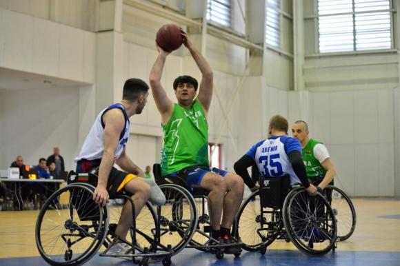 Никея спечели турнира по баскетбол на колички в Бургас