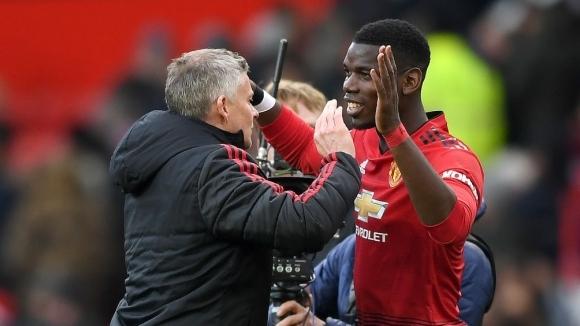 Юнайтед постави стартова цена на Погба