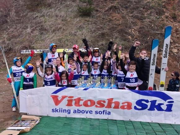 Сезонът за ски скока приключи с купа