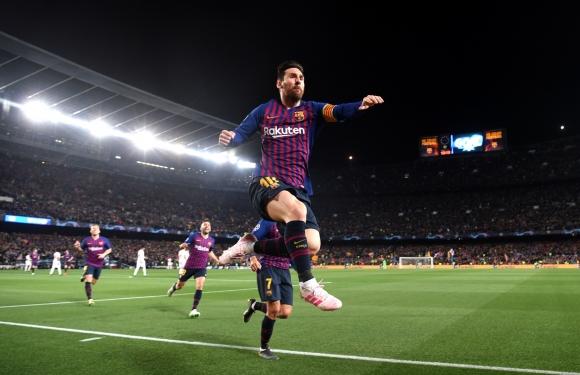 """В Барселона вече говорят за шестата """"Златна топка"""" на Меси"""