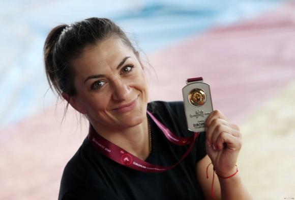 Евелина Николова пред Sportal.bg: Европейското беше много емоционално за мен