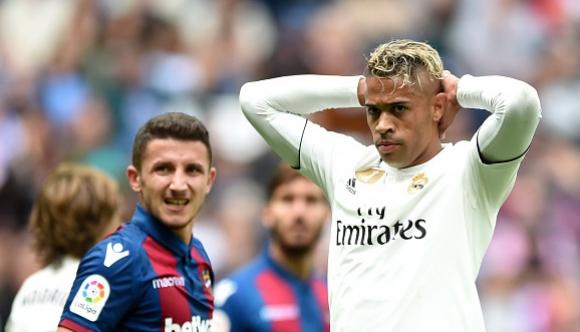 Нападател на Реал Мадрид е с контузия