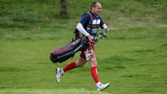 Първи шампион по Компрес голф в България