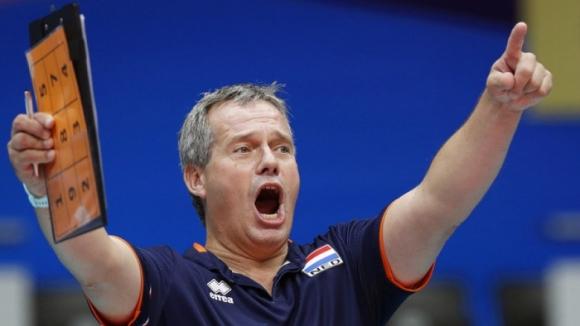 Холандски специалист поема съперник на България в олимпийската...